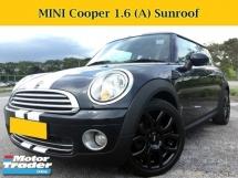 2009 MINI 3 DOOR Cooper S  1.6 (A) Sunroof Full Leather Seats Paddle Shift Hatchback