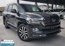 2017 TOYOTA LAND CRUISER 2017 Toyota Landcruiser 4.6 ZX G Frontier Full Spec Japan Unregister for sale