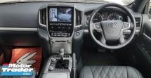 2017 TOYOTA LAND CRUISER 2017 Toyota Landcruiser 4.6 ZX G Frontier Full Spec Japan Unregister for sale