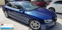 2015 AUDI A5 2.0 TFSI QUATTRO S-LINE UNREG JP SPEC CLEARANCE SALES AT RM178,000.00