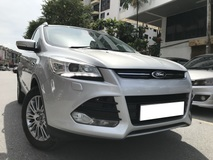 2014 FORD KUGA 1.6 (AT) GTDI ECOBOOST TURBO POWER BOOT ONE OWNER
