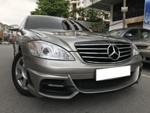 2008 MERCEDES-BENZ S-CLASS S300L 3.0(AT) LOCAL SPEC CKD AMG BODYKIT