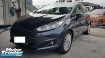 2013 FORD FIESTA 1.5 TITANUM (A) SPORT ECOBOOST - TRUE YEAR MADE