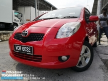 2007 TOYOTA YARIS G limited One Teacher Onwer No Major Acc Careful Onwer City Use Only