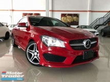 2015 MERCEDES-BENZ CLA 180 AMG PUSH START, RADAR SAFETY - SPECIAL COLOR - UNREG