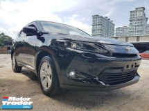 2014 TOYOTA HARRIER ELEGANCE 2.0 (UNREG) MANY UNIT