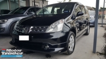 2008 NISSAN GRAND LIVINA 1.8 LUXURY (A) - TRUE YEAR MADE