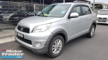 2013 TOYOTA RUSH 1.5G (AT) - FACELIFT / TRUE YEAR MADE