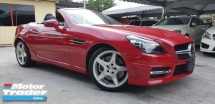 2015 MERCEDES-BENZ SLK SLK200 AMG 1.8 UNREG JPN SPEC CLEARANCE PRICE AT RM193,000.00