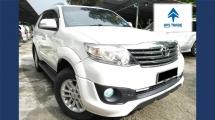 2014 TOYOTA FORTUNER 2014 Toyota FORTUNER 2.7 V TRD SPORTIVO Full Srvc