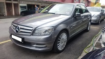 2011 MERCEDES-BENZ C-CLASS C250 CGI AVANTGARDE (A) REG 2011, CKD, ONE LADY OWNER, LOW MILEAGE DONE 79K KM, FREE 1 YEAR GMR CAR WARRANTY, SELDOM USE, 17