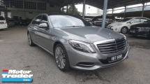 2015 MERCEDES-BENZ S-CLASS S400L HYBRID 29,000KM ONLY