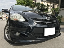 2008 TOYOTA VIOS 1.5 (AT) G SPEC VVTI FULL TRD BODYKIT