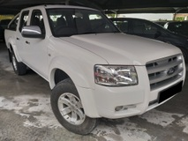 2008 FORD RANGER 2.5 XL TDI 4X4 DOUBLE CAB