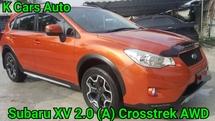 2015 SUBARU XV 2.0 (A) CROSSTREK AWD LIKE NEW CAR LOW MILEAGE FULL SERVICE RECORD EXCELLENT CONDITION FULL LOAN