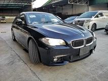 2015 BMW 5 SERIES 520i M-SPORT NEW FACELIFT BEIGE INTERIOR - UNREG -