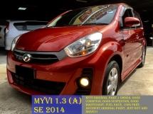 2014 PERODUA MYVI 1.3 (A) SE