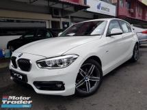 2017 BMW 1 SERIES 118i Facelift mil 13k km