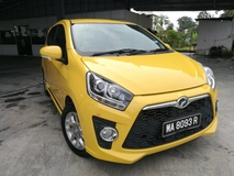 2014 PERODUA AXIA SE 1.0 (A) One Owner