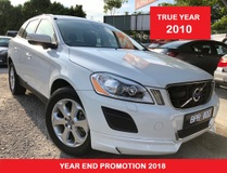 2010 VOLVO XC60 2.0 (A) T5 NEW NUMBER 1100