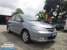 2006 HONDA CITY 2006 Honda City 1.5(A) Spec V-TEC & 1 Lady Owner