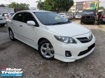 2011 TOYOTA ALTIS 2.0 V (A) FULL LEATHER SEAT