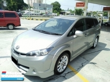 2012 TOYOTA WISH  2.0 G (A) GOOD CONDITION