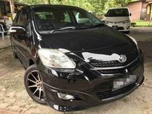 2008 TOYOTA VIOS 1.5 G (A) TRD One Owner