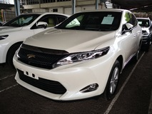 2017 TOYOTA HARRIER 2.0/4 CAMERAS /POWER BOOT /UNREG