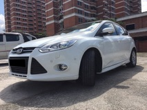 2012 FORD FOCUS 2.0 SPORT-PLUS IMPORT MODEL/KEY LESS ENTRY/PUST START/SUN ROOF/6 SPEED DSG/2.0 Duratec Engine /Active Parking/Active City Stop/TEST DRIVE WELCOME