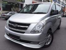 2010 HYUNDAI GRAND STAREX 2.5 CRDi (A) 9 SEATER LUXURY MPV