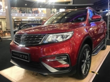 2018 PROTON X70 1.8 TGDI 2WD-LOW BANK RATES 2.3% FAST GET CAR