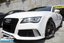 2011 AUDI A7 Audi A7 3.0 V6 TFSi QUATTRO S-LINE RS7 BKit F/SPEC