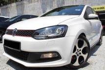 2012 VOLKSWAGEN POLO Volkswagen POLO 1.4 GTi (A) SPORT JAZZ JETTA GOLF