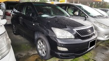 2007 TOYOTA HARRIER 3.5 PREMIUM L PACKAGE 2007/2010