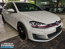 2014 VOLKSWAGEN GOLF GTI MK7 GOOD CONDITION/JAPAN SPEC - UNREG