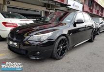 2008 BMW 5 SERIES 525I M-SPORTS