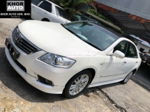 2011 TOYOTA CAMRY 2.4 V FACELIFT (A) WHITE EDITION TIP TOP