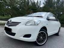 2011 TOYOTA VIOS 1.5  (AT) ORI PAINT WELL MATAINED FULL LOAN