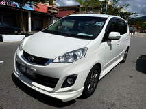 2014 PERODUA ALZA 1.5 ADVANCE(AUTO)2014 Only 1 Careful UNCLE Owner, 57k Mileage, TIPTOP, ACCIDENT-Free,DIRECT-Owner, FULL BODYKIT, DVD,GPS&REVERSE Cam