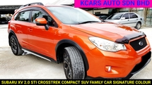 2015 SUBARU XV AWD CROSSTREK FAMILY OWNER