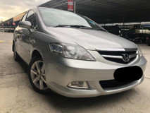 2007 HONDA CITY 1.5 AT VTEC TIP TOP 1 OWNER