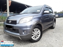 2012 TOYOTA RUSH 1.5 G (A) TIPTOP GOOD CONDITION