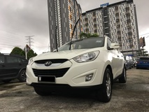 2011 HYUNDAI TUCSON 2.0 (A) CCRIS AKPK CAN LOAN ** BLACKLIST SAA CAN LOAN ** FULL LOAN AVAILABLE **