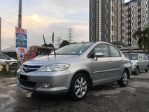 2008 HONDA CITY 1.5 VTEC (A) CCRIS AKPK CAN LOAN ** BLACKLIST SAA CAN LOAN ** CTOS PTPTN CAN LOAN ** FULL LOAN AVAILABLE **