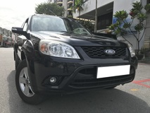 2013 FORD ESCAPE 2.3 (AT) XLT 4X4 SUNROOF LEATHER SEAT FULL SERVICE RECORD