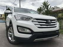 2014 HYUNDAI SANTA FE 2.2 (AT) 4WD CRDI DIESEL TURBO OEN OWNER