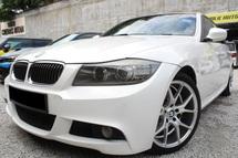 2010 BMW 3 SERIES Bmw 325i 2.5 ORI M SPORT FACELIFT iDRIVE P/SHIFT