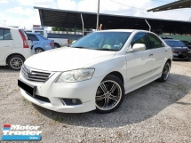 2010 TOYOTA CAMRY 2.4 V (A) FULL SPEC LEATHER SEAT