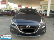 2015 MAZDA 3 2.0 (A) FULL SPEC BODYKITS